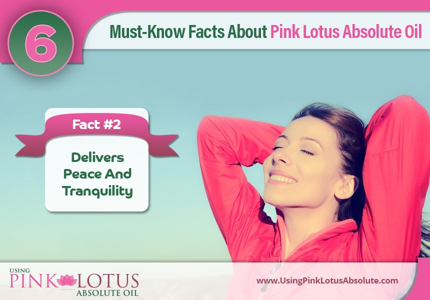 benefits of pink lotus absolute oil